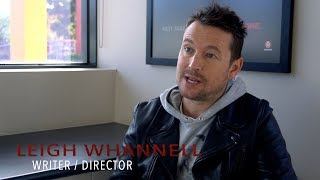 Leigh Whannell Talks UPGRADE