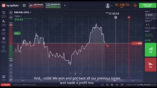 IQ Option - How To Make $40 - $50 An Hour With The World's Best Binary Options Broker!