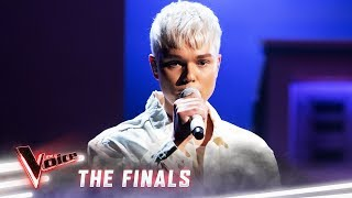 The Finals: Jack Vidgen sings 'Dusk Till Dawn' | The Voice Australia 2019
