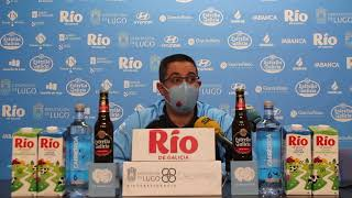 Video Diego Epifanio previa Covirán Granada Río Breogán 2021