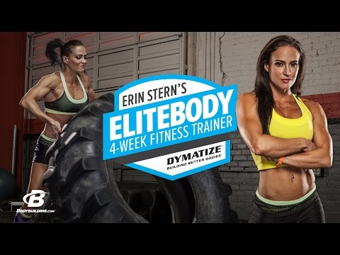 Erin Stern's Elite Body 4-Week Fitness Plan