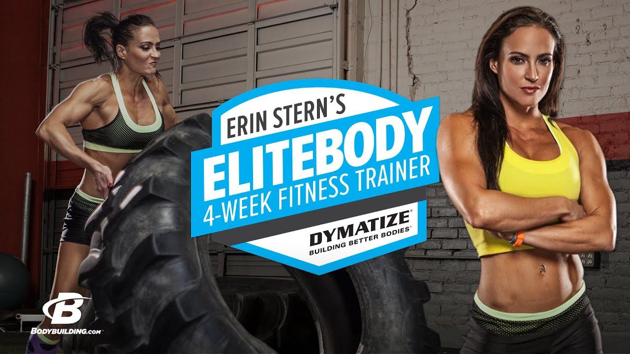 Erin Stern S Elite Body 4 Week Fitness Plan
