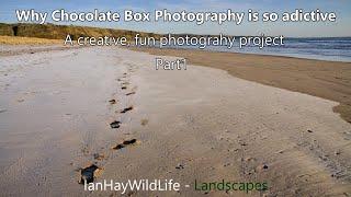 Lockdown Inspiration - Chocolate Box Landscapes. Part 1 #deconstructedlandscape #stcyrus #seascape
