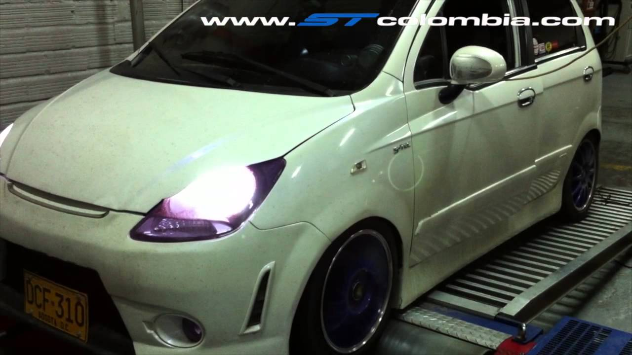 4to Dyno Day ST - Chevrolet Spark | Doovi