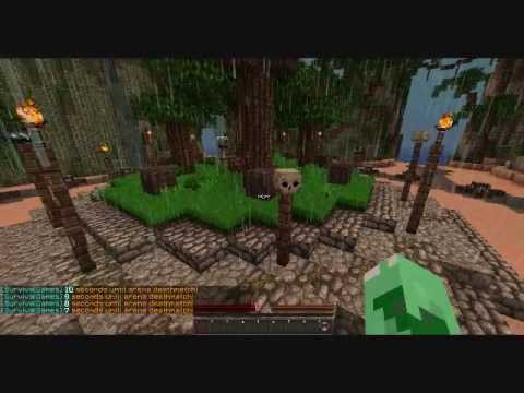 Minecraft: Hunger Games w/Mitch! Game 191 - NAKED BROTHERS