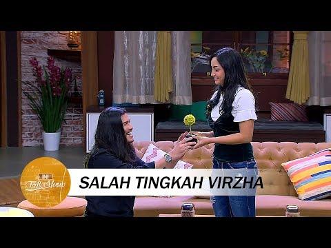 Salah Tingkah Virzha di Samping Valerie