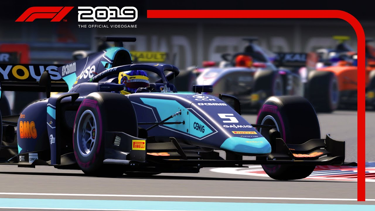 F1 2019 | The Experts' Guide to F2