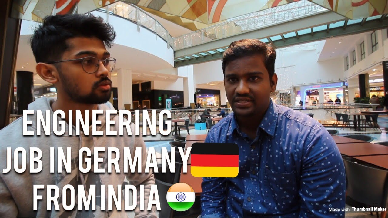 He Got Job In Engineering In Germany Directly From India Youtube