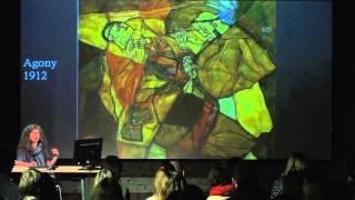 Лекция Ирины Кулик в Музее «Гараж». Эгон Шиле - Ханс Беллмер.