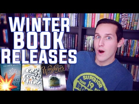 WINTER BOOK RELEASES | 2017
