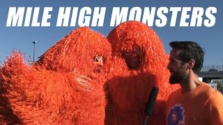 Mile High Monsters