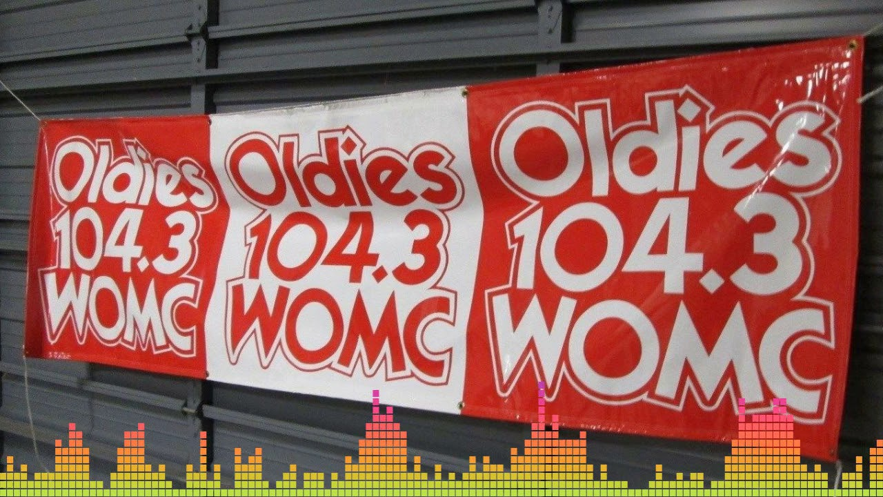 Oldies Jingles from JAM Creative Productions for WOMC 104 3