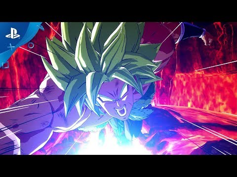 Dragon Ball FighterZ | Broly Character Trailer | PS4