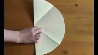 Sombrero de papel
