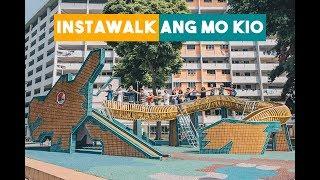 Exploring The Heartlands of Ang Mo Kio - #InstaWalk With MND Singapore