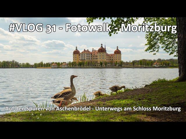 VLOG #031 - Fotowalk - Unterwegs am Schloss Moritzburg - Fasanenschlösschen - Binnenleuchtturm