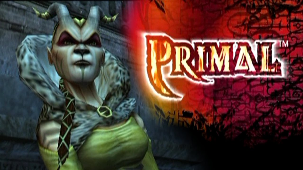 Primal Ps2 Gameplay Youtube