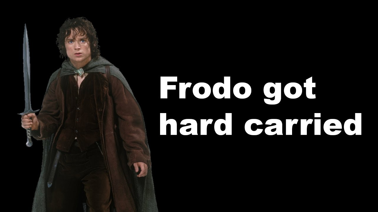 30 Lord of the Rings characters described in 1 sentence