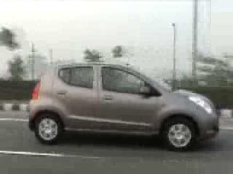 ZigWheels, Maruti Suzuki A Star test drive