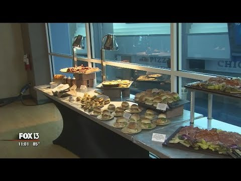 Tropicana Field food safety rated MLB's lowest