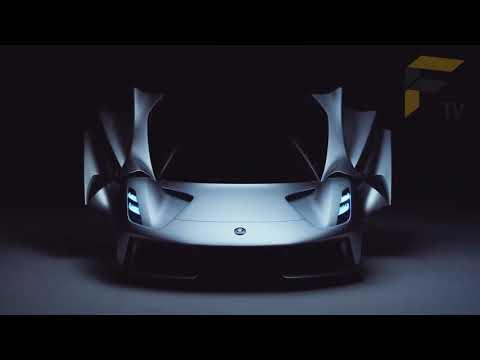GILA!! Hypercar elektrik 2000 hp Lotus Evija boleh dicas dalam 18 minit