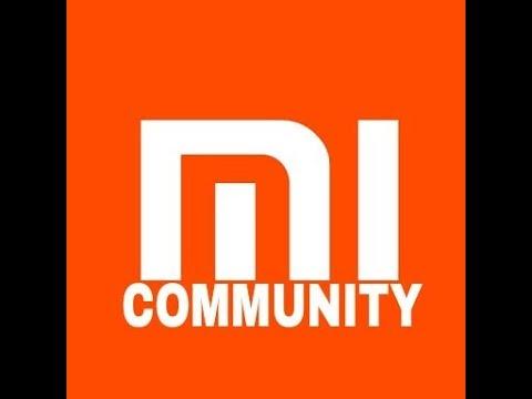How to use mi community app?