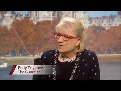 Andrew Neil skewers Polly Toynbee on her positions on a second referendum.