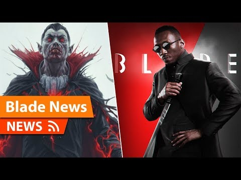 MCU Casting Dracula for Blade Starring A List Actor - Avengers & Marvel Phase 4 Future