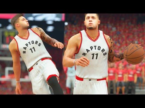 NBA 2k17 My Career - Start of Playoffs Ep.19