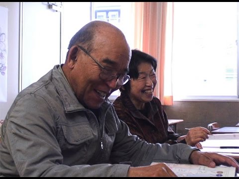 映画『まなぶ 通信制中学 60年の空白を越えて』予告編