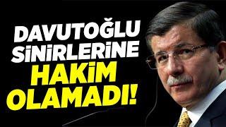Ahmet Davutoğlu, Akit TV Yayınında Sinirlerine Hakim Olamadı!   KRT Kültür Tv