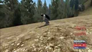 Skate 3: World Record - Deadly Ditch Deathrace: 00:32.80