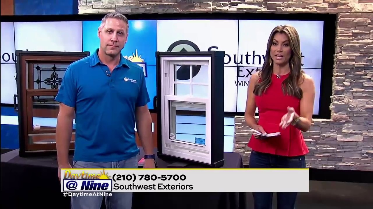Southwest Exteriors Showcase their Window Replacement on Daytime