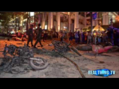 BREAKING NEWS at Thailand tourist hotspot