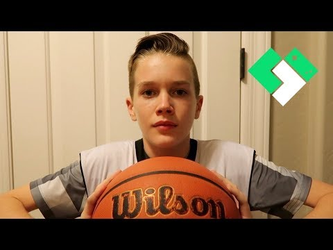 Bryce's First School Basketball Game! Does He Play?!! | Clintus.tv