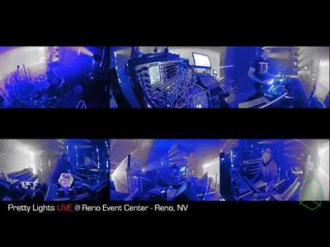 Pretty Lights LIVE @ Reno Event Center - Reno, Nevada