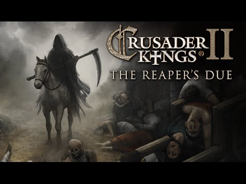 Let's Play Crusader Kings 2 The Reaper's Due Building Tall Episode 1