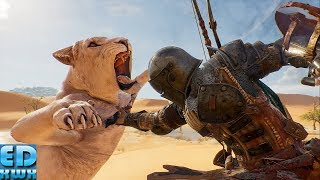 Assassin's Creed Origins New Kid in Town i7 8700K GTX 1080ti