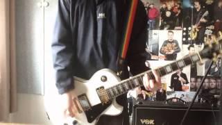 Sum 41 - Walking Disaster Guitar Cover
