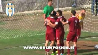 Akragas-Lupa Castelli Romani 4-1 Tricolore Dilettanti Serie D