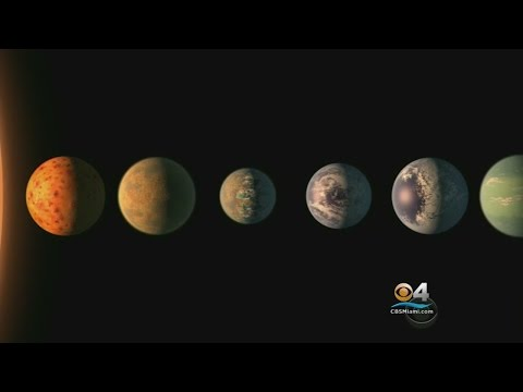 7 Earth-Size Planets Found In Habitable Zone Outside Our Solar System