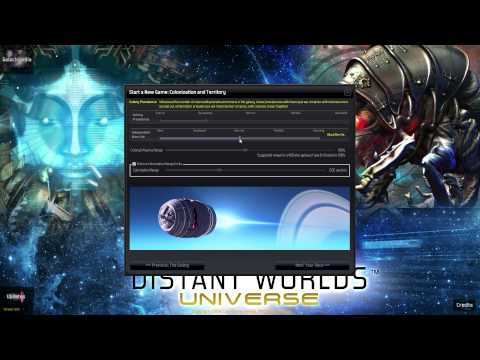 Let's Play Distant Worlds: Universe - Part 0 |