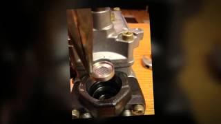 1KZT-E Toyota Denso Injection Pump Service Maintenance of Filters - Landcruiser/colorado/prado kz90