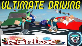 Roblox ultimate driving 2 PT.2 [Arrested!]