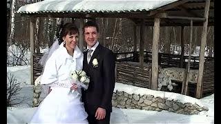 Свадебный клип Катя и Валера 2013 02 09