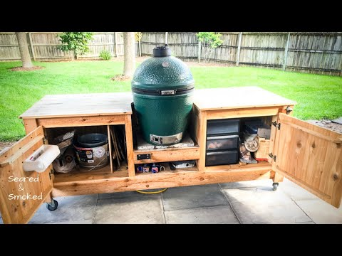 DIY GREEN EGG TABLE - Part 3 - Two Years Later - DETAILED PLANS and What Should I build Next?