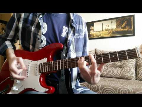 The Subways   Rock and roll queen Guitar cover ***FULL TABS***