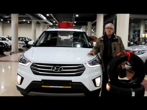 Отзыв Ивана, г. Калуга, о покупке Hyundai Creta в автосалоне Altera