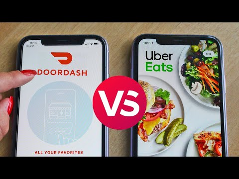DoorDash vs. Uber Eats: Top food delivery apps compared
