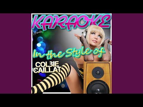 The Little Things (In The Style Of Colbie Caillat) (Karaoke Version)